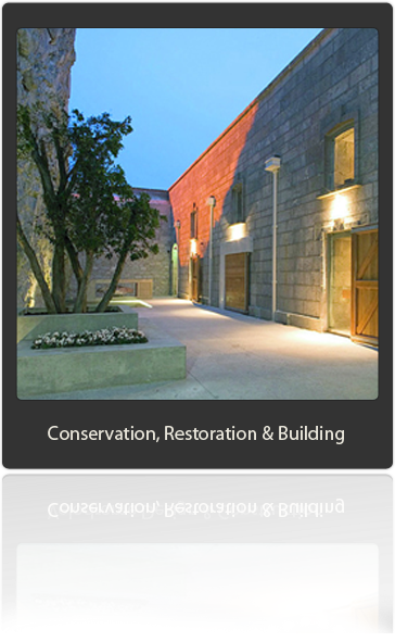 Conservation Restoration and General Building Works