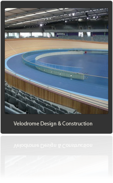 Velodrome Construction and Design